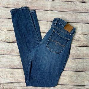Lucky Brand Lolita Skinny Jeans 4